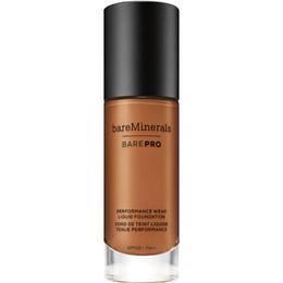 BareMinerals BarePRO Performance Wear Liquid Foundation SPF20 #25 Cinnamon
