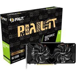 Palit Microsystems GeForce GTX 1660 Super GamingPro OC HDMI DP 6GB