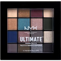 NYX Ultimate Shadow Palette Ash