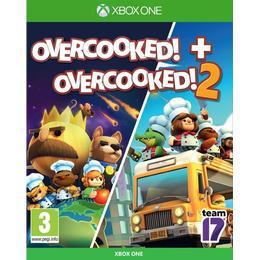 Overcooked + Overcooked 2 Double Pack