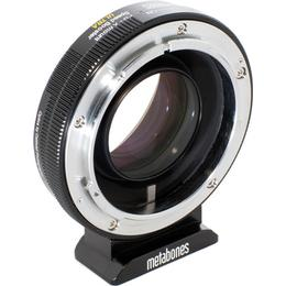 Metabones Speed Booster Ultra Canon FD To Fujifilm X Lens mount adapter