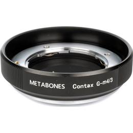 Metabones Adapter Contax G To Micro Four Thirds Lens mount adapter