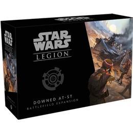 Fantasy Flight Games Star Wars: Legion Downed AT-ST Battlefield