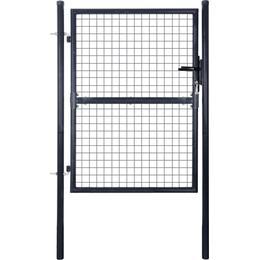 vidaXL Garden Gate 85.5x100cm