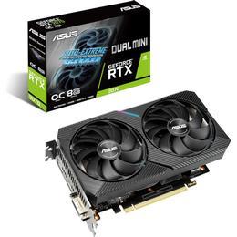 ASUS GeForce RTX 2070 Dual Mini OC HDMI DP 8GB
