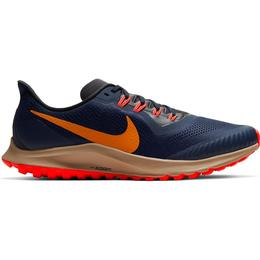 Nike Air Zoom Pegasus 36 Trail M - Obsidian/Black/Laser Crimson/Magma Orange