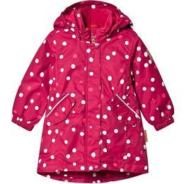 Reima Kid's Winter Jacket Taho - Cranberry Pink (521606-3601)
