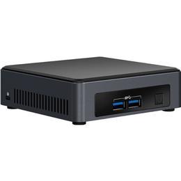 Intel NUC NUC7I3DNKE (Black)