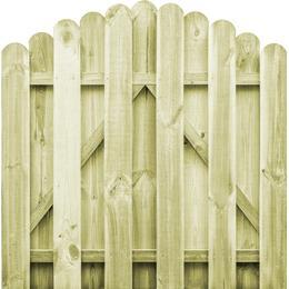 vidaXL Garden Gate 100x100cm 45327