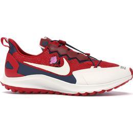 Nike X Gyakusou Zoom Pegasus 36 Trail - Sport Red/Thunder Blue-Sail