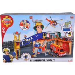 Simba Fireman Sam Ultimate Firestation XXL