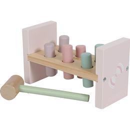 Little Dutch Wooden Hammer Bench 4424