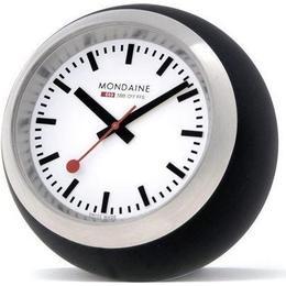 Mondaine Globe 6cm Table Clock