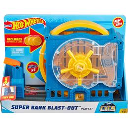Hot Wheels Super Bank Blast Out