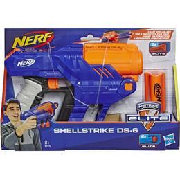 Nerf N-Strike Elite ShellStrike DS-6 Blaster