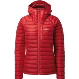 Rab Microlight Alpine Jacket - Ruby