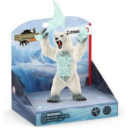 Schleich Blizzard Bear with Weapon 42510