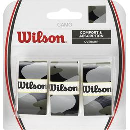 Wilson Camo Overgrip 3-pack