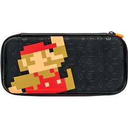 PDP Nintendo Switch Slim Travel Case - Mario Retro Edition