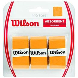 Wilson Pro Soft Overgrip 3-pack