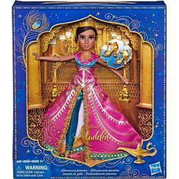 Hasbro Disney Aladdin Jasmine Deluxe Fashion Doll E5445