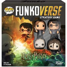 Funko Funkoverse Strategy Game: Harry Potter 100