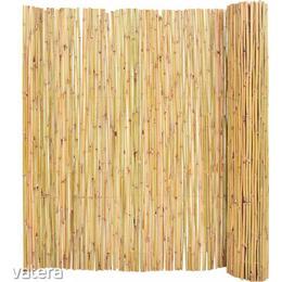 vidaXL Bamboo Fence 300x125cm
