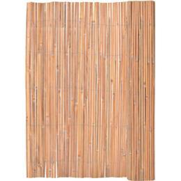 vidaXL Bamboo Fence 400x170cm