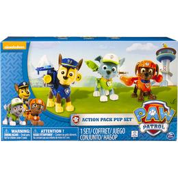 Spin Master Paw Patrol Action Pack Pup Set