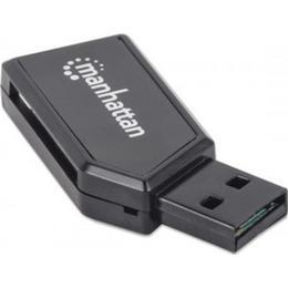 Manhattan USB 2.0 24-in-1 Card Reader (101677)