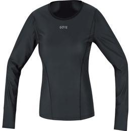 Gore Bike Wear Windstopper Thermo L/S Base Layer Women - Black