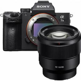 Sony Alpha 7 III + FE 85mm F1.8
