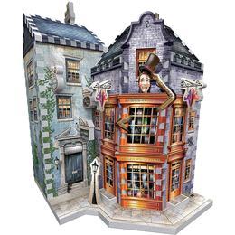 Wrebbit Harry Potter Weasley's Wizard Wheezes & Daily Prophet 285 Pieces