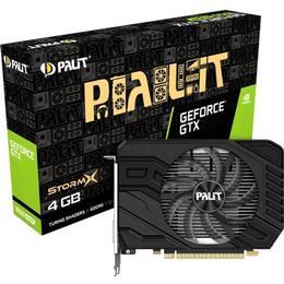 Palit Microsystems GeForce GTX 1650 Super StormX HDMI DP 4GB