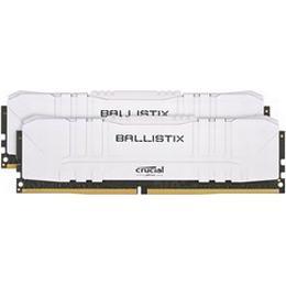 Crucial Ballistix White DDR4 3200MHz 2x32GB (BL2K32G32C16U4W)