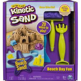 Spin Master Kinetic Sand Beach Day Fun