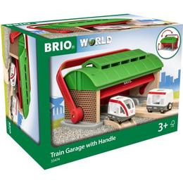 Brio Train Garage with Handle 33474