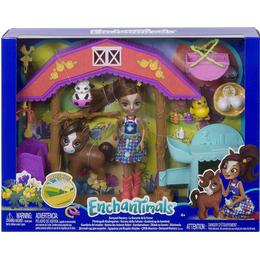 Mattel Enchantimals Barnyard Nursery