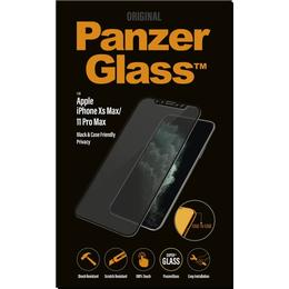 PanzerGlass Privacy Case Friendly Screen Protector for iPhone XS Max/11Pro Max