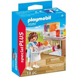 Playmobil City Life Slush Dealer 70251