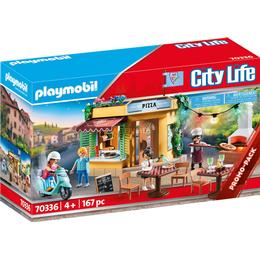 Playmobil Pizzaria with Terrace 70336