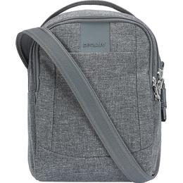 Pacsafe Metrosafe LS100 Anti-Theft Crossbody Bag - Dark Tweed