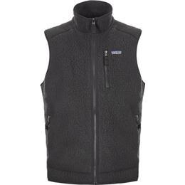 Patagonia Retro Pile Fleece Vest - Black