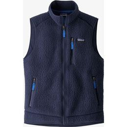 Patagonia Retro Pile Fleece Vest - New Navy