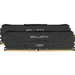 Crucial Ballistix Black DDR4 2666MHz 2x16GB (BL2K16G26C16U4B)
