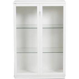 Mavis Aoko 120cm Glass Cabinet