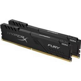 HyperX Fury Black DDR4 3200MHz 2x4GB (HX432C16FB3K2/8)