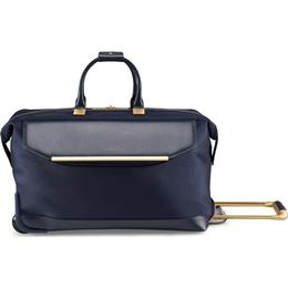 Ted Baker Albany Large Trolley Duffle - Navy