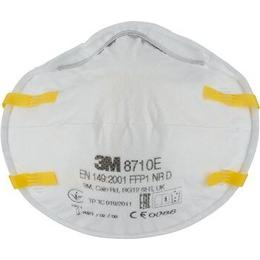 3M 8710E Face Mask FFP1 20-pack