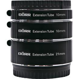 Extension Tube Set 10/16/21mm for Nikon 1 Extension tube